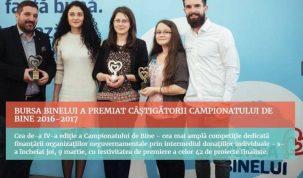 BCR - Proiectele desemnate castigatoare ale Campionatului de Bine
