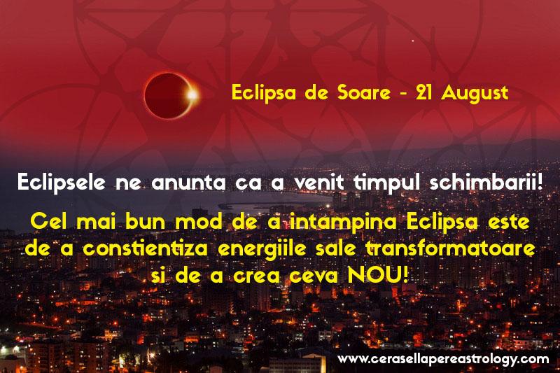 Eclipsa de soare, agentul schimbarilor colective si individuale