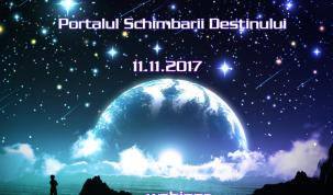 Portalul schimbării destinului. 11 noiembrie 2017 ~ 11111
